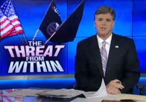 hannity_threat from within