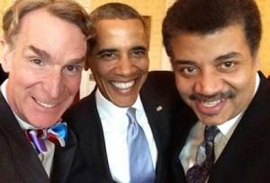 Tyson Nye Obama_Selfie