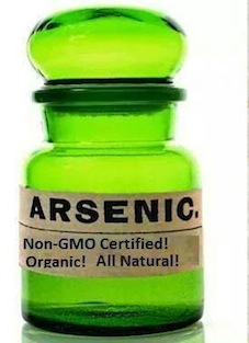 Arsenic organic non GMO